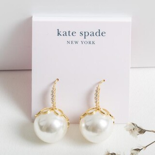 kate spade new york - 【新品♠本物】ケイトスペード パーレットピアス