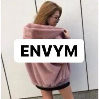ENVYM - ENVYM ファージャケット