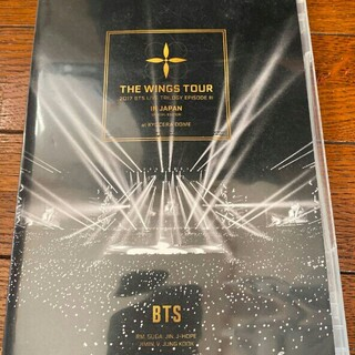 2017 BTS LIVE TRILOGY EPISODE III THE WI