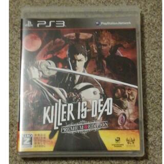 プレイステーション3(PlayStation3)のKILLER IS DEAD(キラー イズ デッド) PREMIUM EDITI(家庭用ゲームソフト)