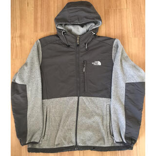 THE NORTH FACE - THE NORTH FACE デナリ フーディ パーカー ジャケット