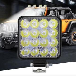 LED 作業灯 ワークライト DC12v-24v 2個セット