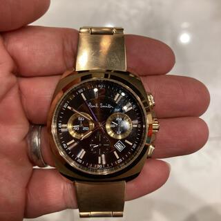 ポールスミス(Paul Smith)の【遊離様専用】ポールスミス 腕時計 希少なゴールド(腕時計(デジタル))