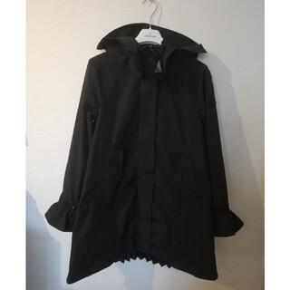MONCLER - 【新品】2021SS新作!MONCLERモンクレール スプリングコート黒 14A