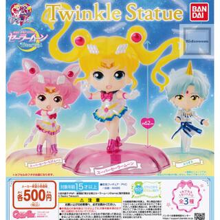 セーラームーン - セーラームーン Eternal Twinkle Statue 三種セット