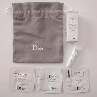 Christian Dior - ディオール サンプル セット