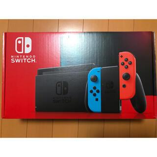 Nintendo Switch - 任天堂スイッチ 任天堂Switch本体 ネオン 【新品未使用】