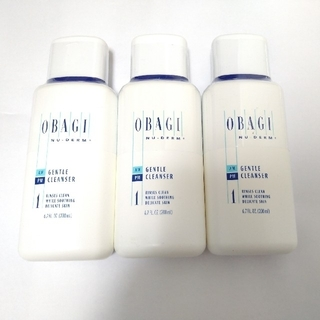 オバジ(Obagi)のオバジニューダーム obagi オバジジェントルクレンザー 未使用(化粧水/ローション)