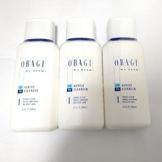オバジ(Obagi)のオバジニューダーム オバジジェントルクレンザー3本、トナー1本→合計4本セット(化粧水/ローション)