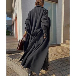 Ameri VINTAGE - ご相談中 AMERI POOFY FLARE LONG COAT