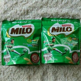 Nestle - ネスレ ミロ 240g×2袋  milo  オリジナル