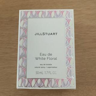 JILLSTUART - 【新品未使用】ジルスチュアート オード ホワイトフローラル  50ml