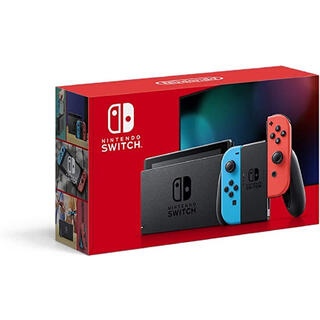 Nintendo Switch - 新品  新型  任天堂 スイッチ Switch ネオンブルー/ネオンレッド