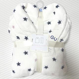GU - 【新品未使用】GU マシュマロフィール パジャマ ルームウェア 星 XL