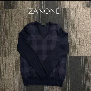 ザノーネ(ZANONE)の【美品】ZANONE ザノーネ Drumohr ドルモア gran sasso(ニット/セーター)