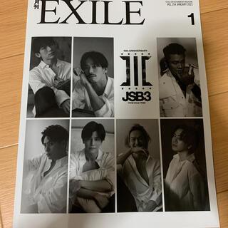 エグザイル トライブ(EXILE TRIBE)の月刊 EXILE (音楽/芸能)