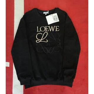 LOEWE - ロエベ トレーナー 刺繍ロゴ