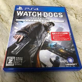 プレイステーション4(PlayStation4)のウォッチドッグス コンプリートエディション PS4(家庭用ゲームソフト)