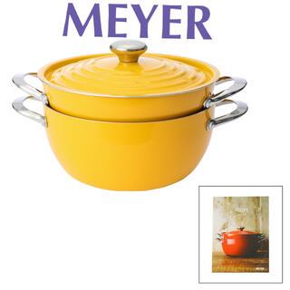マイヤー(MEYER)のマイヤー(Meyer) 両手鍋  ライトポット セット(鍋/フライパン)