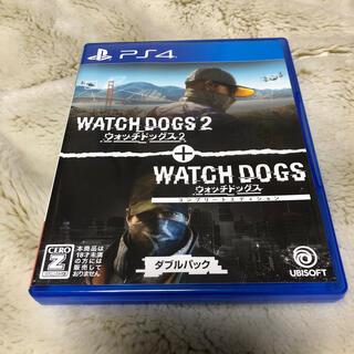 ウォッチドッグス1+2 ダブルパック PS4(家庭用ゲームソフト)