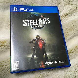 プレイステーション4(PlayStation4)のスティール ラッツ PS4(家庭用ゲームソフト)