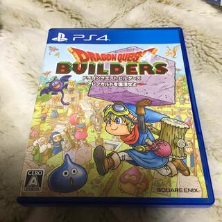 プレイステーション4(PlayStation4)のドラゴンクエストビルダーズ アレフガルドを復活せよ PS4(家庭用ゲームソフト)