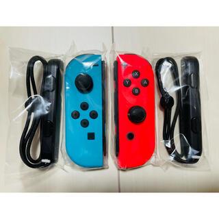 Nintendo Switch - Nintendo Switch JOY-CONネオンブルー/ネオンレッド