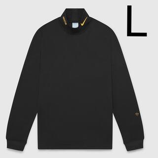 ナイキ(NIKE)のNIKE X NOCTA MOCK NECK ナイキ ノクタ モックネック L(Tシャツ/カットソー(七分/長袖))