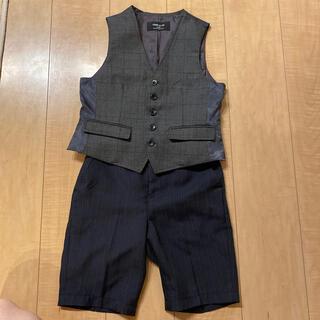 COMME CA ISM - 入学式に♪ 男の子 スーツ コムサイズム