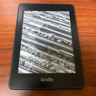 Kindle Paperwhite(第10世代)wifi 8GB ブラック(電子ブックリーダー)