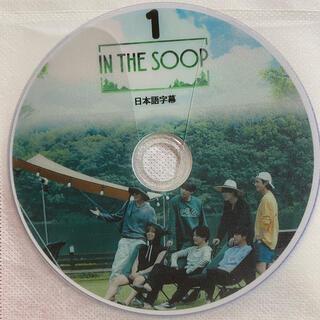 BTS IN THE SOOP 全話&Behind全9枚(日本語字幕付き)