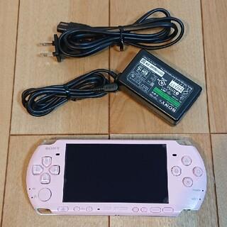 PlayStation Portable - PSP3000    AC&4GBメモステ付