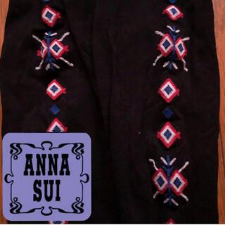 ANNA SUI - 【値下げしました】ANNA SUI タイツ