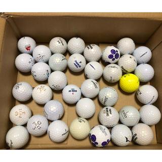 タイトリスト(Titleist)のゴルフボール ロストボール  37個  (ゴルフ)