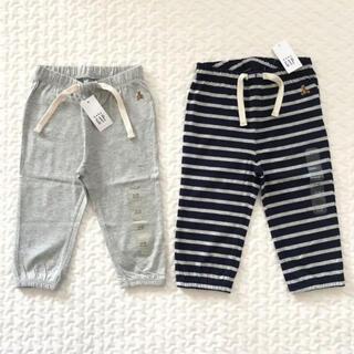 ベビーギャップ(babyGAP)のbaby GAP ベビーギャップ  ズボン くま 80cm 新品(パンツ)