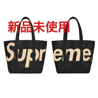 Supreme - 新品未使用 supreme Raffia Tote Black