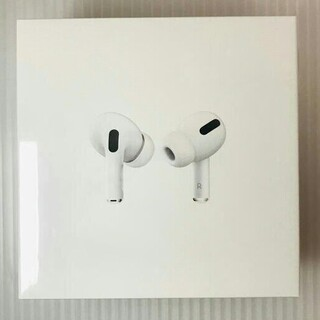 Apple - 新品未開封 24時間以内発送 エアポッズ プロ /*/*AirPods Pro