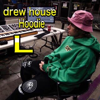 Drew House Secret Hoodie ドリューハウス パーカー L(パーカー)