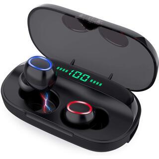 ワイヤレスイヤホン Bluetooth 5.0+EDR搭載#767