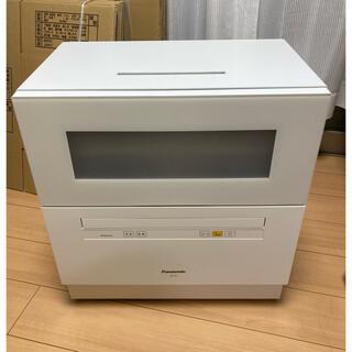 Panasonic - Panasonic 食器洗い乾燥機 NP-TH1-W 美品