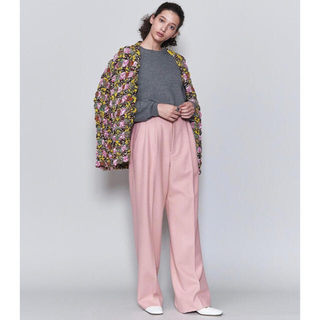 BEAUTY&YOUTH UNITED ARROWS - 完売商品 ROKU 6 wide pants ワイドパンツ