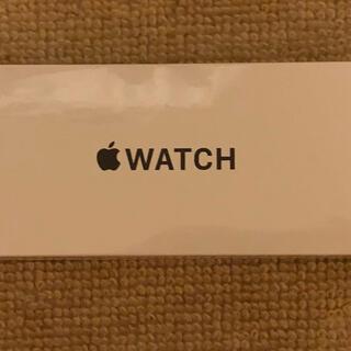 Apple Watch - APPLE Apple Watch SE GPSモデル 40mm