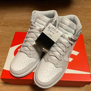 NIKE - Nike ダンク HIGH Vast  Gray