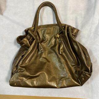 Furla - 【FURLA】フルラ ゴールド ハンドバッグ ショルダーバッグ 鞄