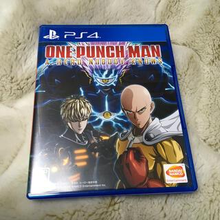 プレイステーション4(PlayStation4)のワンパンマン ONE PUNCH MAN A HERO NOBODY KNOWS(家庭用ゲームソフト)