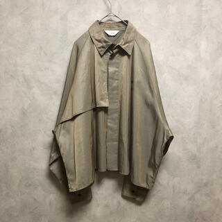 Jieda - 20SS Jieda ジエダ オシャレ トレンチシャツ