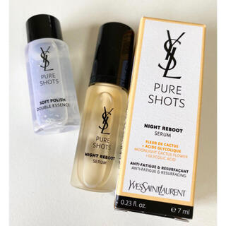 Yves Saint Laurent Beaute - 新品 ♡ ysl イヴサンローラン ピュアショット ミニセット 1