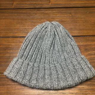 ジーユー(GU)の子供用ニット帽(帽子)