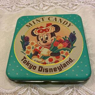 Disney - TOKYO Disney landミニー缶