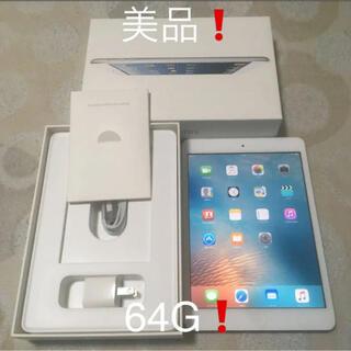 Apple - 【美品】備品完備❗️Apple  iPad mini 64G wifi